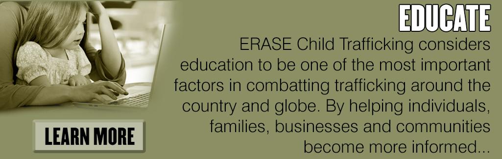Child Trafficking Education